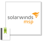Formation à distance - SolarWinds Backup