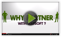 Why partner with Watsoft ?