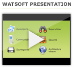 Watsoft presentation video